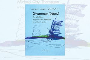 Book Review - Grammar Island