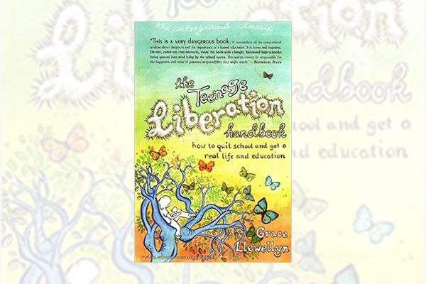 Book Review - The Teenage Liberation Handbook